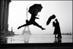 Paris 1989, Tour Eiffel, 100eme anniversaire by Elliott Erwitt