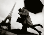 Couple a Paris