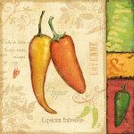 Hot & Spicy II by Daphne Brissonnet