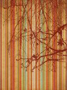 Amber Stripe by Erin Clark