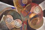 Prismatic Burst by Marlene Healey
