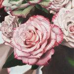 Vintage Rose by Elizabeth Hellman