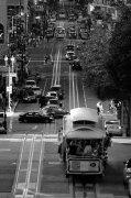 Streets of San Francisco by Sabri Irmak