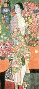 The Dancer, 1916-1918 by Gustav Klimt