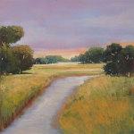 Golden Marsh by Langford