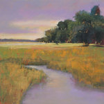 Placid Marsh by Langford