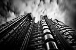 London Lloyds by Marcin Stawiarz