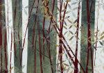 Wood and Apple by Nina Tichava