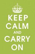 Keep Calm (kiwi) by Anonymous