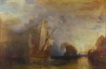 Ulysses deriding Polyphemus - Homer's Odyssey