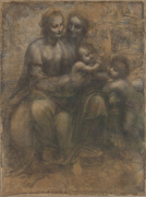 The Leonardo Cartoon