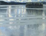 Lake Keitele by Akseli Kalella