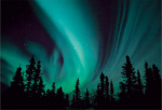 Northern Lights by Anonymous