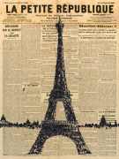 Paris Journal I by Maria Mendez