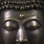 Buddha Close-up by Assaf Frank