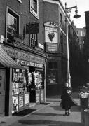 Shepherd Market London 1950