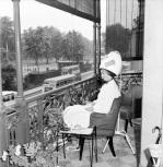 Park Lane hairdresser 1953