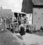 Mobile toy shop, Kent 1952 by Mirrorpix