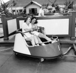 Butlins ride, Pwllheli 1960 by Mirrorpix