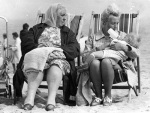 British summer holiday, 1970 by Mirrorpix