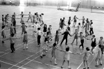 Schoolchildren dancing, 1970 by Mirrorpix