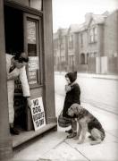 Corner shop 1942