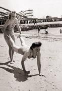 Clacton on Sea 1946 by Mirrorpix