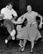 Rock n Roll dancing London Lyceum 1950s