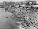 Brighton beach, 1934 by Mirrorpix