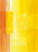 Untitled, 2003 (yellow) by Susanne Stahli