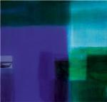 Untitled blue, 2004 by Susanne Stahli