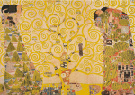 The Life Tree by Gustav Klimt