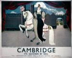 Cambridge - Queen Elizabeth on Horseback by National Railway Museum