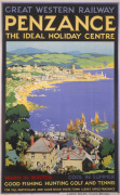 Penzance - The Ideal Holiday Centre by National Railway Museum