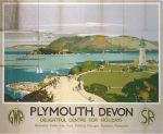 Plymouth, Devon - Delightful Centre for Holidays by National Railway Museum