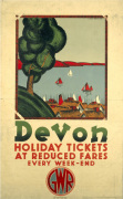 Devon - Holiday Tickets at Reduced Fares by National Railway Museum