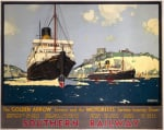 Southern Railway - Dover Ferries by National Railway Museum