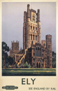 Ely - See England by Rail