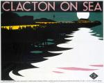 Clacton On Sea - Moonlight