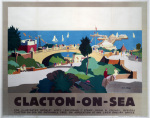 Clacton-On-Sea - Bridge and Pier by National Railway Museum