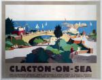 Clacton-On-Sea - Bridge and Pier