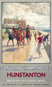 Hunstanton - Sandringham Hotel by National Railway Museum