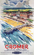 Cromer - View From Air by National Railway Museum