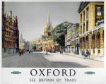 Oxford - See Britain by Train