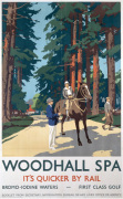 Woodhall Spa - Woodland by National Railway Museum