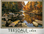 Teesdale - near Barnard Castle I by National Railway Museum