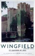 Wingfield Castle, Suffolk by National Railway Museum