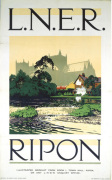 Ripon - LNER by National Railway Museum