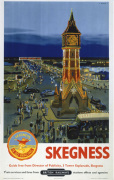 Skegness - Clock Tower