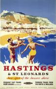 Hastings & St Leonards - Beach by National Railway Museum